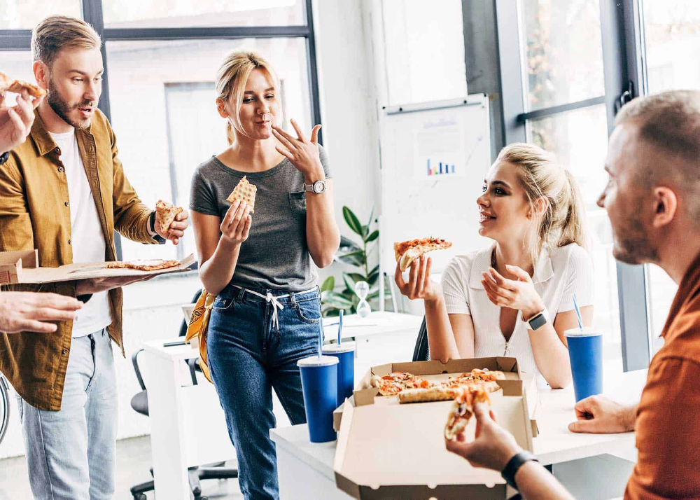 5 Incredible benefits of having lunch